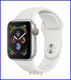 Apple Watch Series 4 40mm 4G Cellular(LTE)Space Gray, Silver, Gold Rose Gold