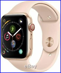 Apple Watch Series 4 44mm 4G Cellular (LTE) Space Gray, Silver, Rose Gold