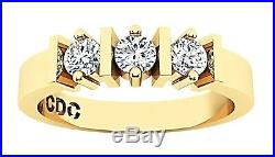 NANA Straight Bar 1-6 SImulated Birthstones Mother's Ring 10k / Sterling Silver