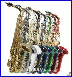 New Concert Band Alto Saxophone-approved+warranty-all Color Available